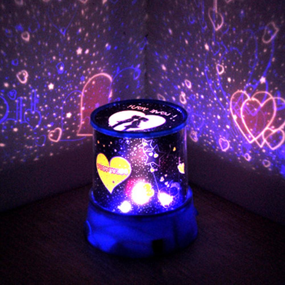 Starry Sky   Projector  Light Led Night  Light Lamp For Household Decoration Children Gift