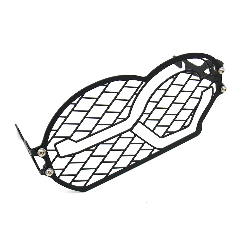 Motorcycle Headlights Net Protection Cover for BMW R1200GS R 1200 GS 2004-2012 black