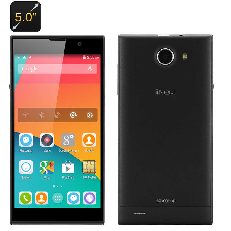 iNew V3 Plus Smartphone (Black)