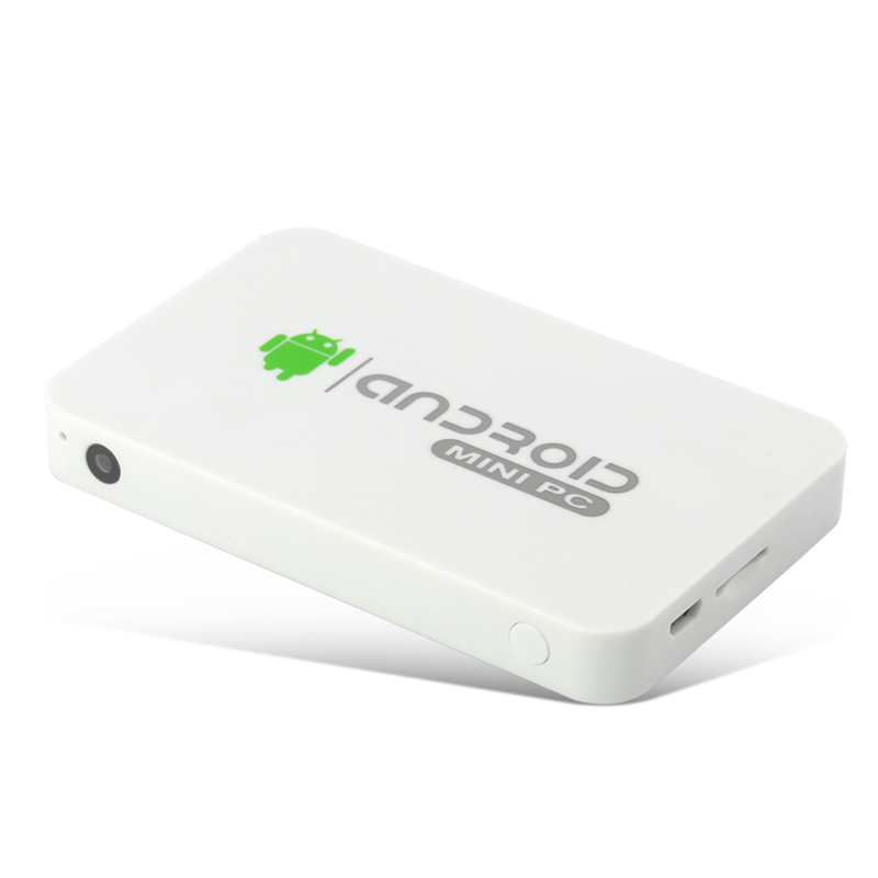 1.6GHz 4Core Android Mini PC w/ Camera - Halo