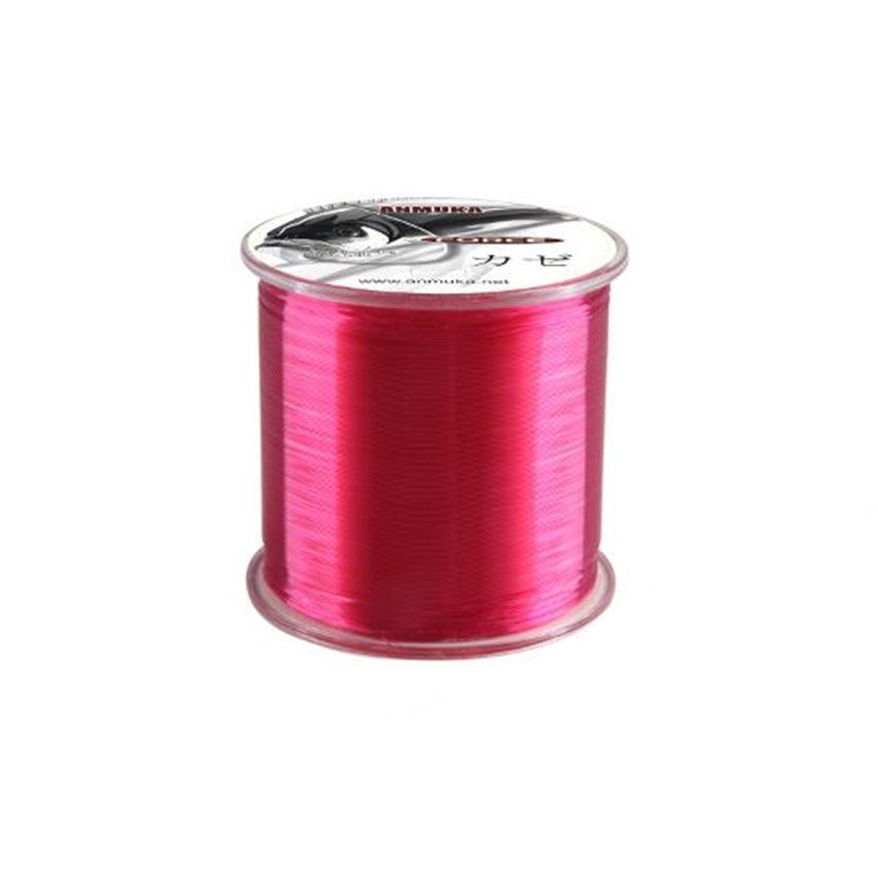 Multi-size 500m Nylon Fishing Line
