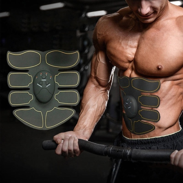 [US Direct] Unisex Smart Easy Hip Trainer Lifting Bum Lift Up Hip Massage Machine for Abdominal muscle