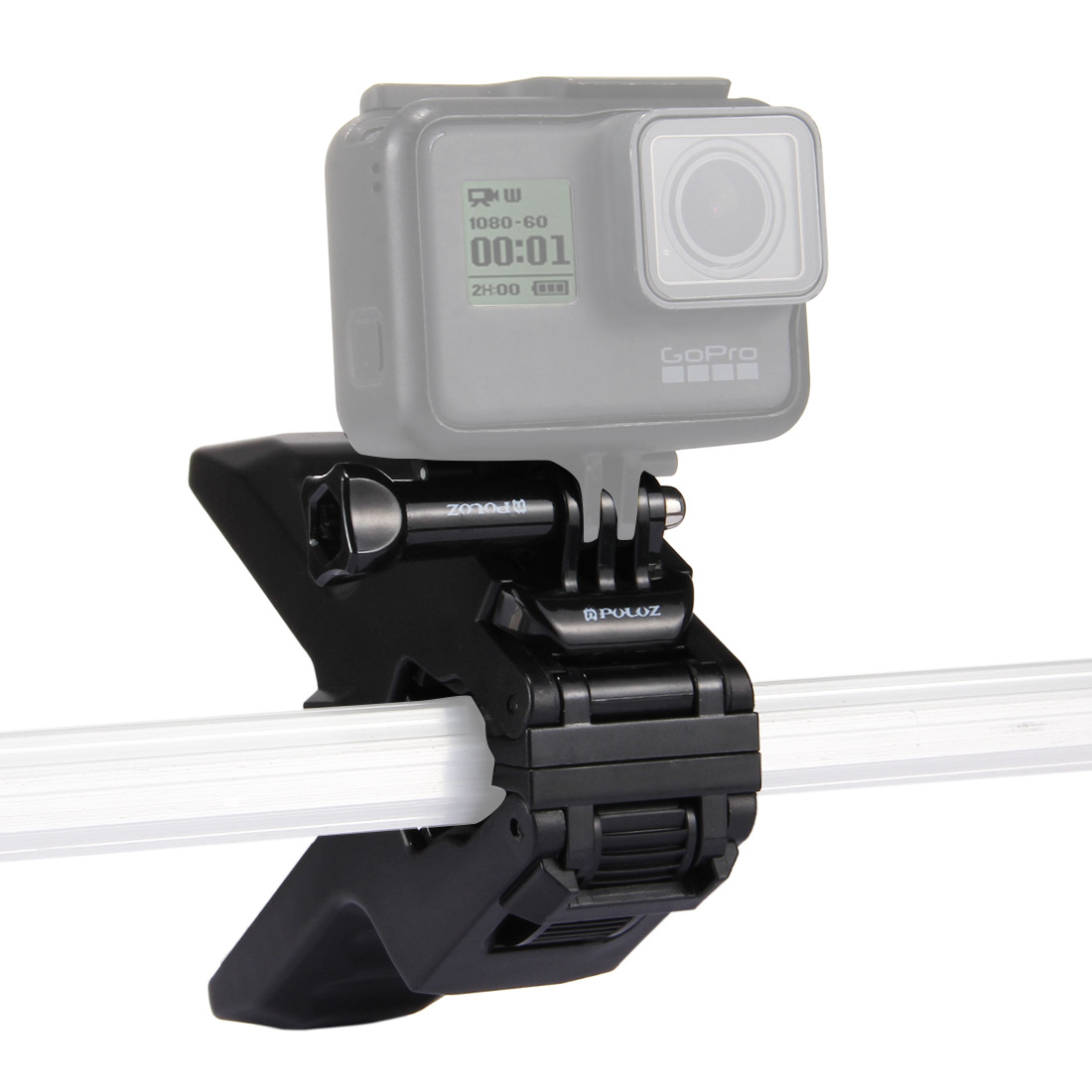 Universal Tripod Mount For Gopro Hero DJI Osmo Action Camera Accessories Set black