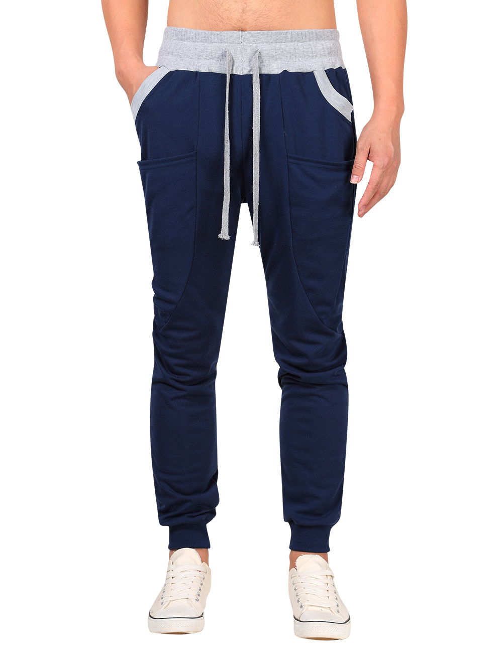 Yong Horse Men's Casual Loose Sweatpants