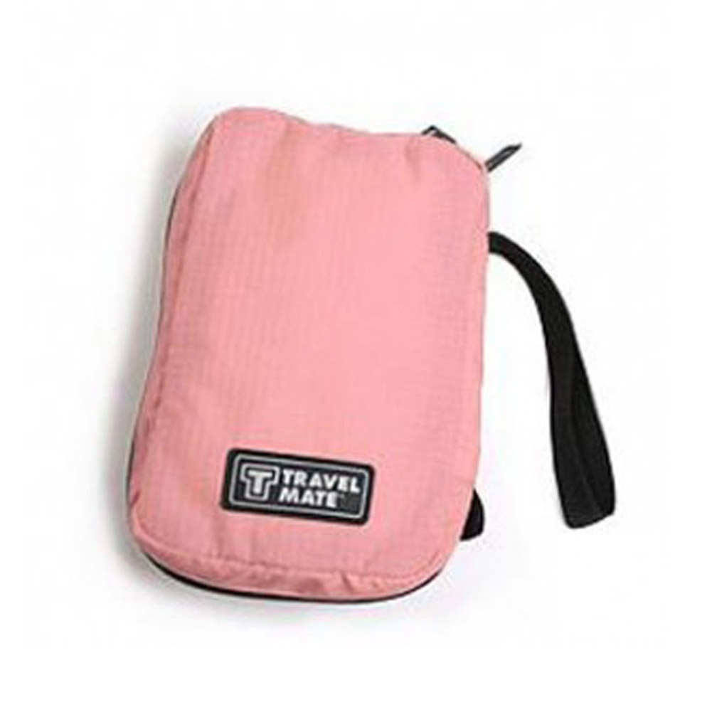 Portable Storage Bag with Hanging Hook for Travel Camping Toiletry Cosmetic