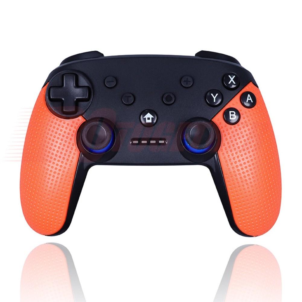 Switch Pro Wireless Bluetooth Game Hand Shank Orange