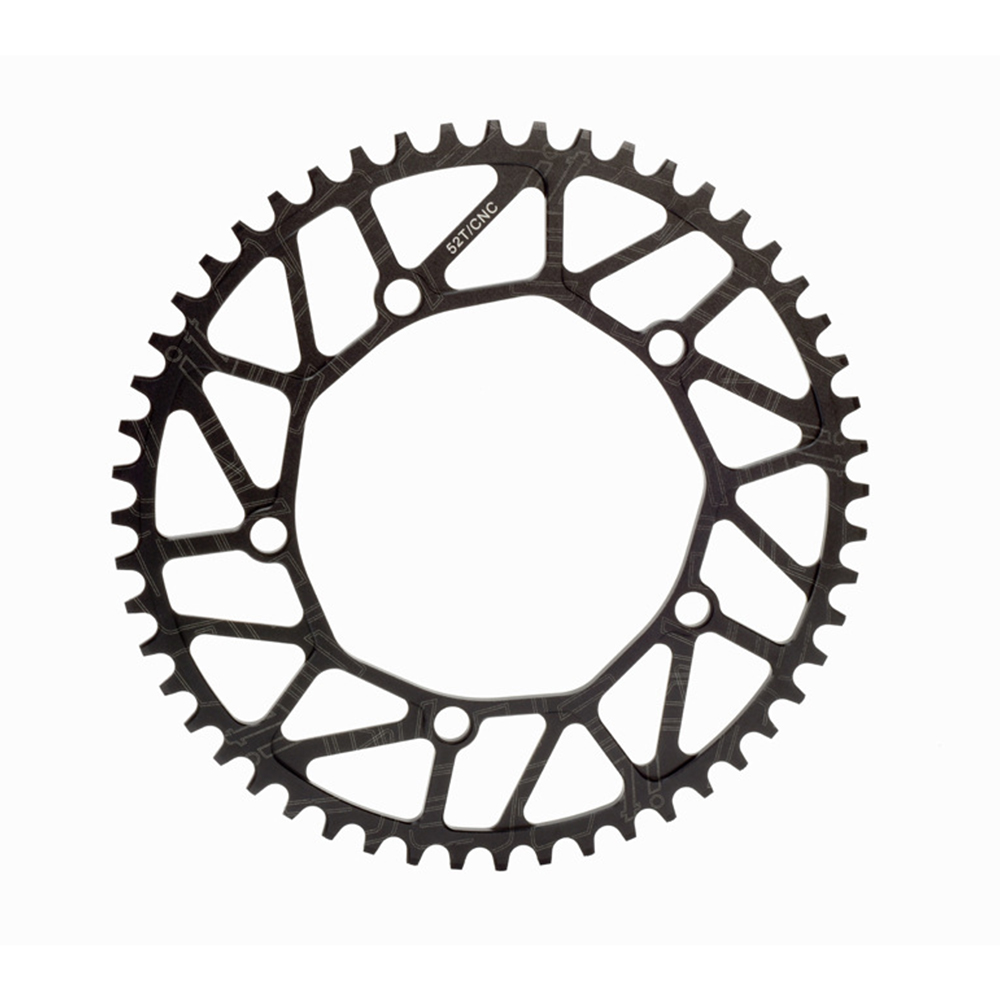 Ultralight LP Positive And Negative Teeth 52 54 56 58T Single Disc 130BCD Crank Bicycle Sprocket 50T/sheet_Special size