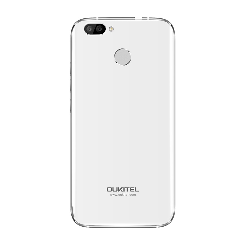 Купить со скидкой HK Warehouse Android Phone Oukitel U22 - Android 7.0, Quad-Core CPU, 2GB RAM, 5.5 Inch Display, 720p