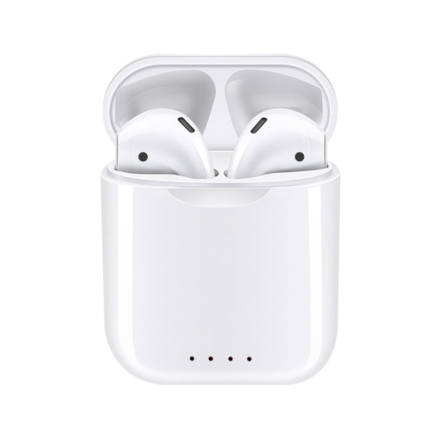 TWS i88 Bluetooth 5.0 Earphone - White