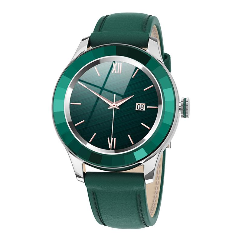 S09 Smart Watch Female Menstrual Cycle Call Reminder Bluetooth Sports Smart Bracelet Green