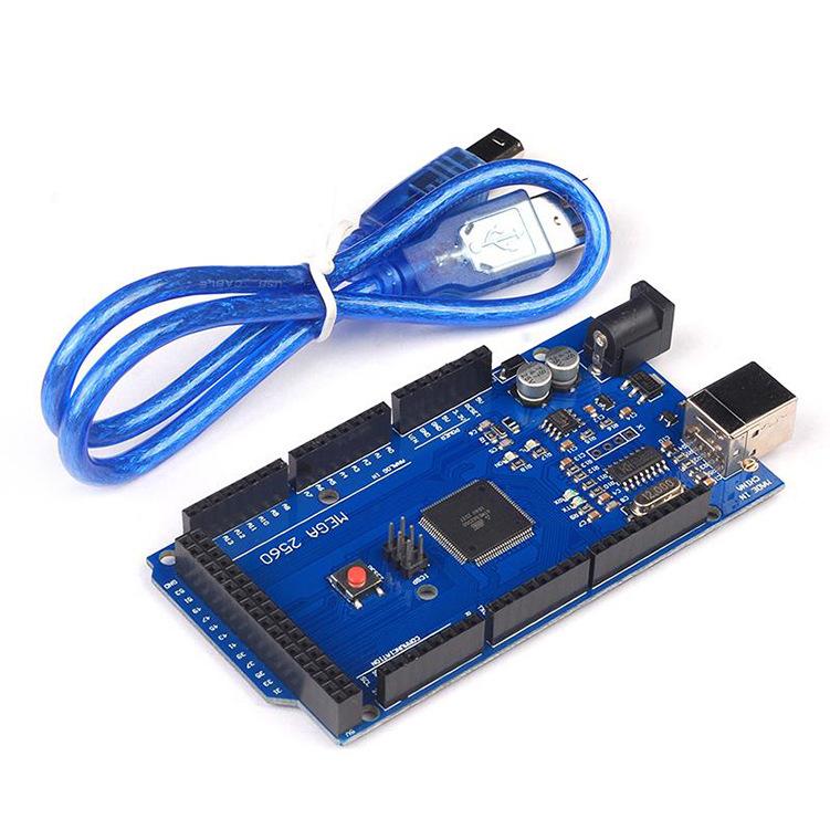 Atmega2560-16AU CH340G R3 Board