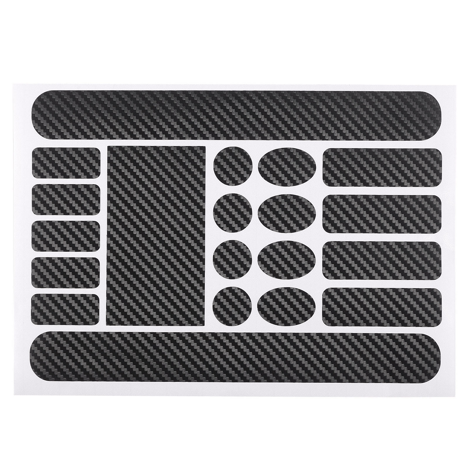 Bicycle Sticker Scratch Prevention Bike Chain Protection Frame Sticker Anti-friction Accessories Carbon Grain
