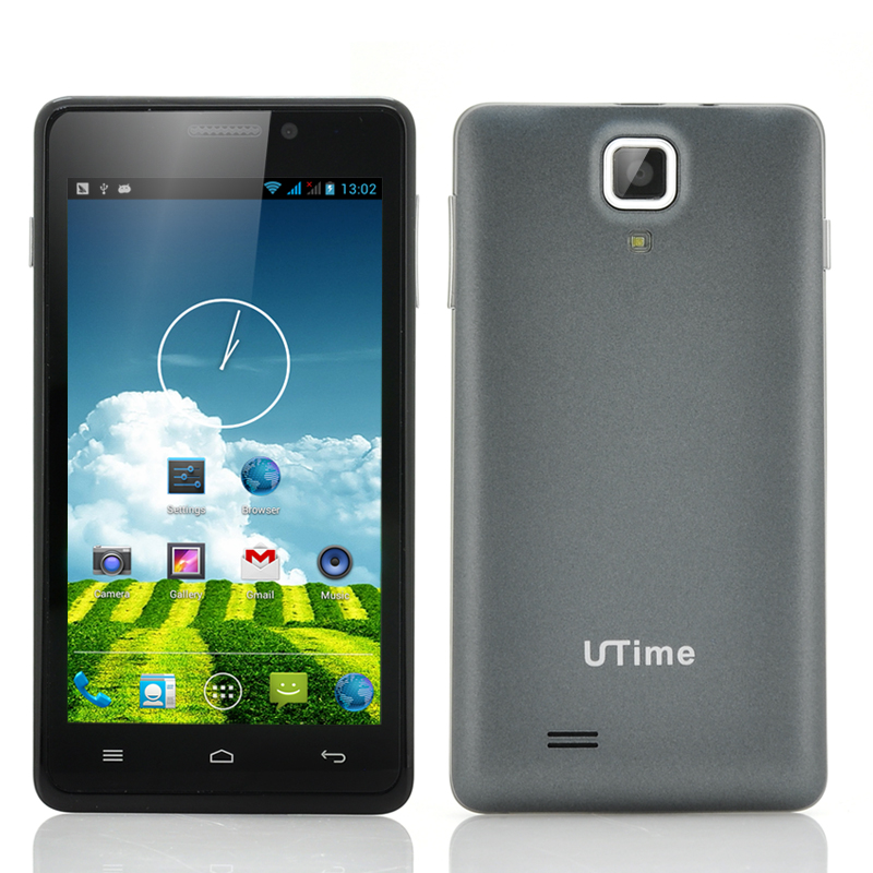 UTime G7 Quad Core Android 4.2 Phone (Gray)