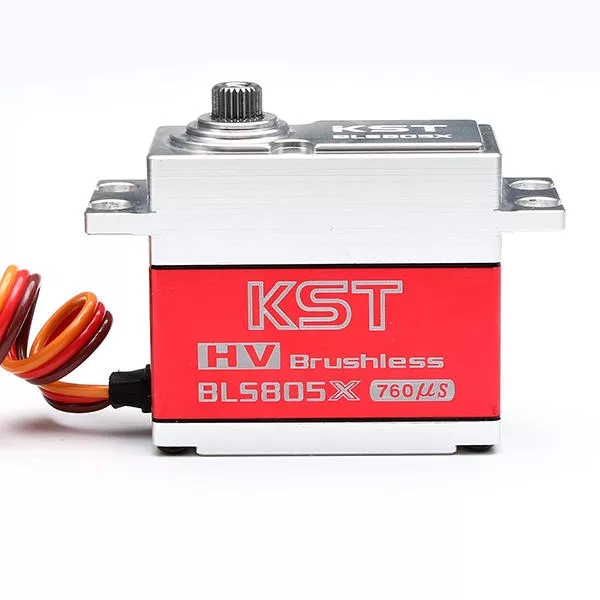 KST BLS805X 7.5KG Torque Metal Gear Servo for 550-700 Class Helicopter Tail as shown