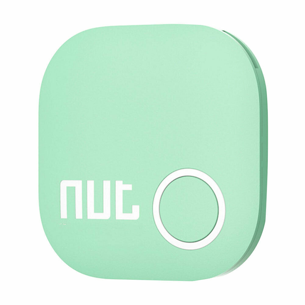 NUT2 Smart Finder Bluetooth Wireless Tracker Anti-lost Alarm for Mobile Phone Pet Key Green