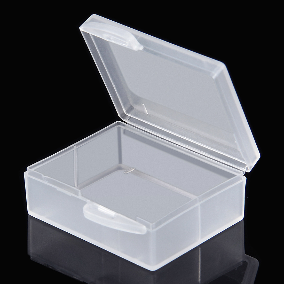 Portable Battery Protective Storage Box Case for Gopro AHDBT-301/201 Camera Accessories Transparent
