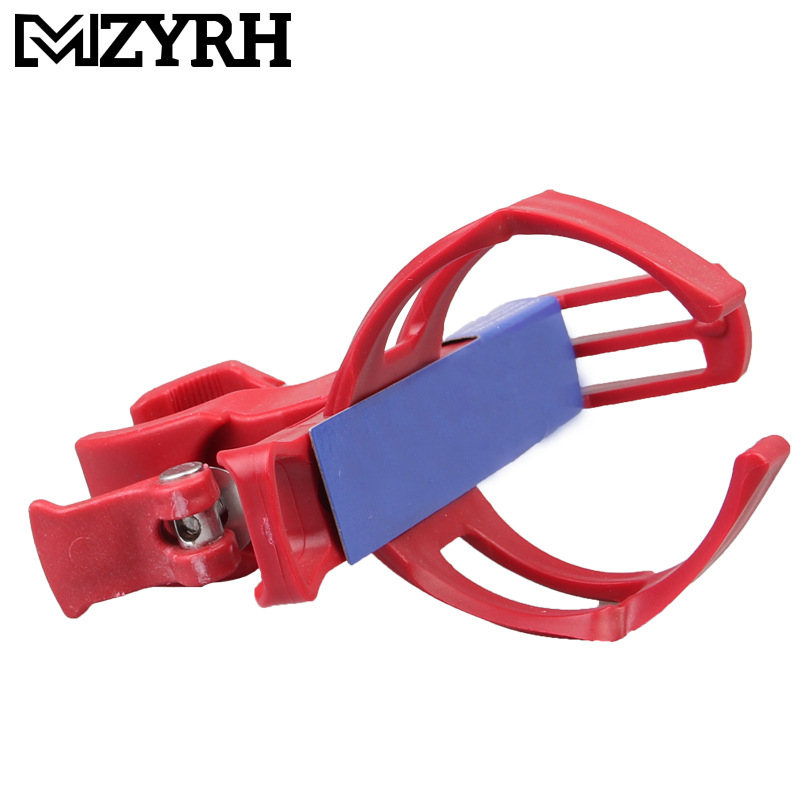Water Cup Stand Booster Bicycle Water Kettle Stand Genuine Accessories red