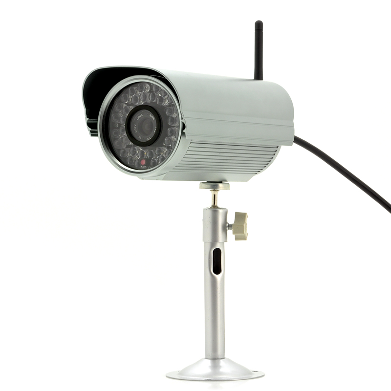 720p Wireless IP Camera - Flash