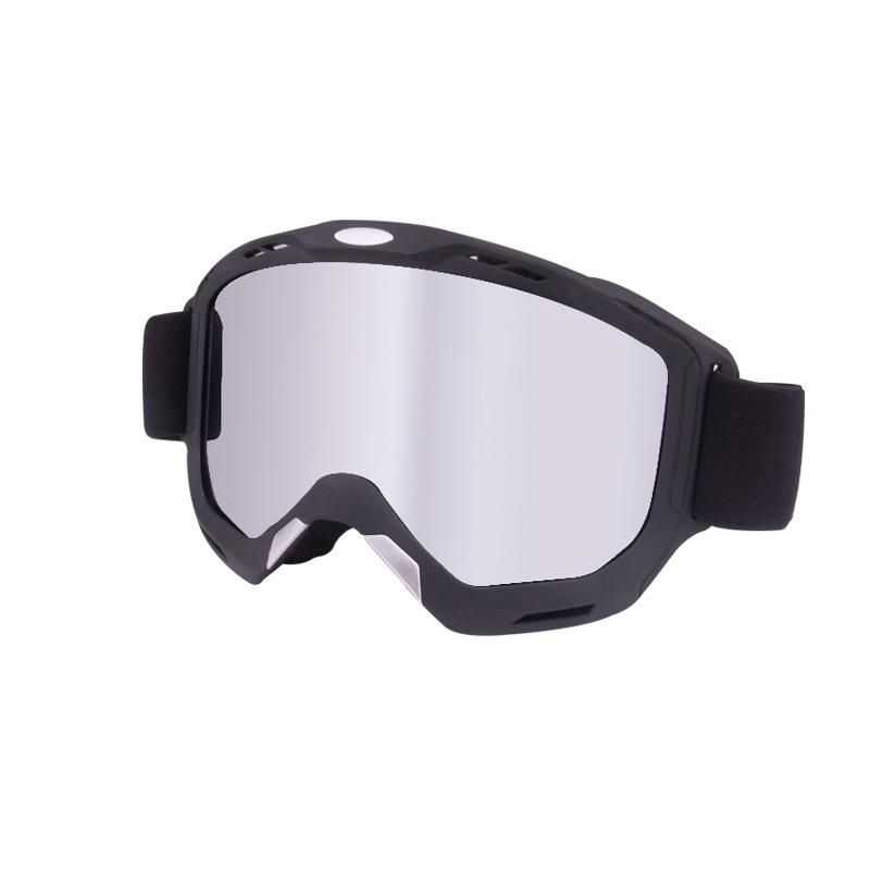 Adult Motocross Goggles Motorcycle Goggles Glasses Off-road Ski Helmet Googles