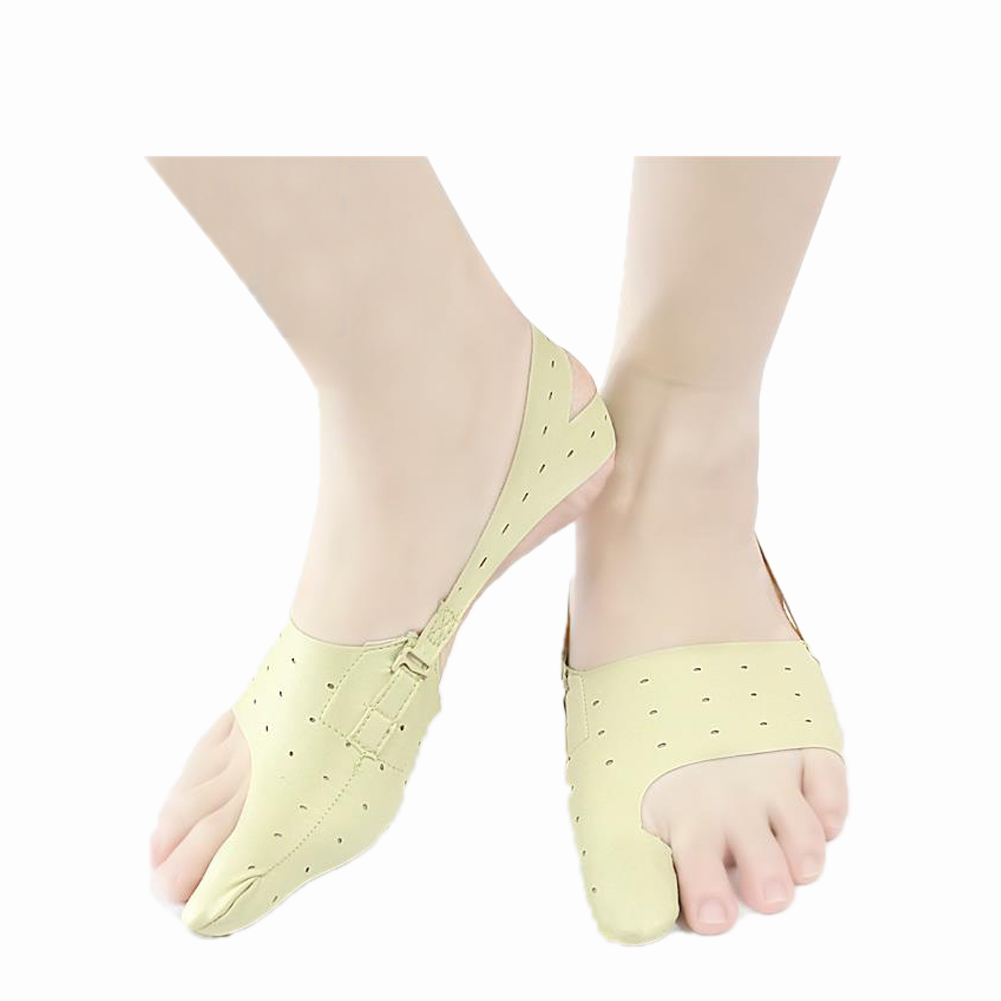 Foot Care Tool Big Foot Bones Toe Separator Hallux Valgus Orthopedic Bunion Corrector Lock for The Big Toe