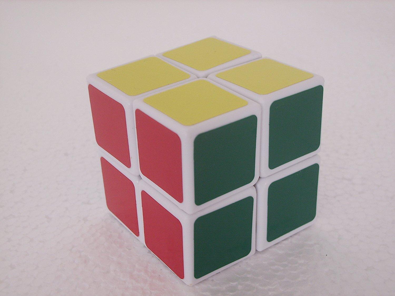[US Direct] LanLan 2x2x2 Speed Cube White