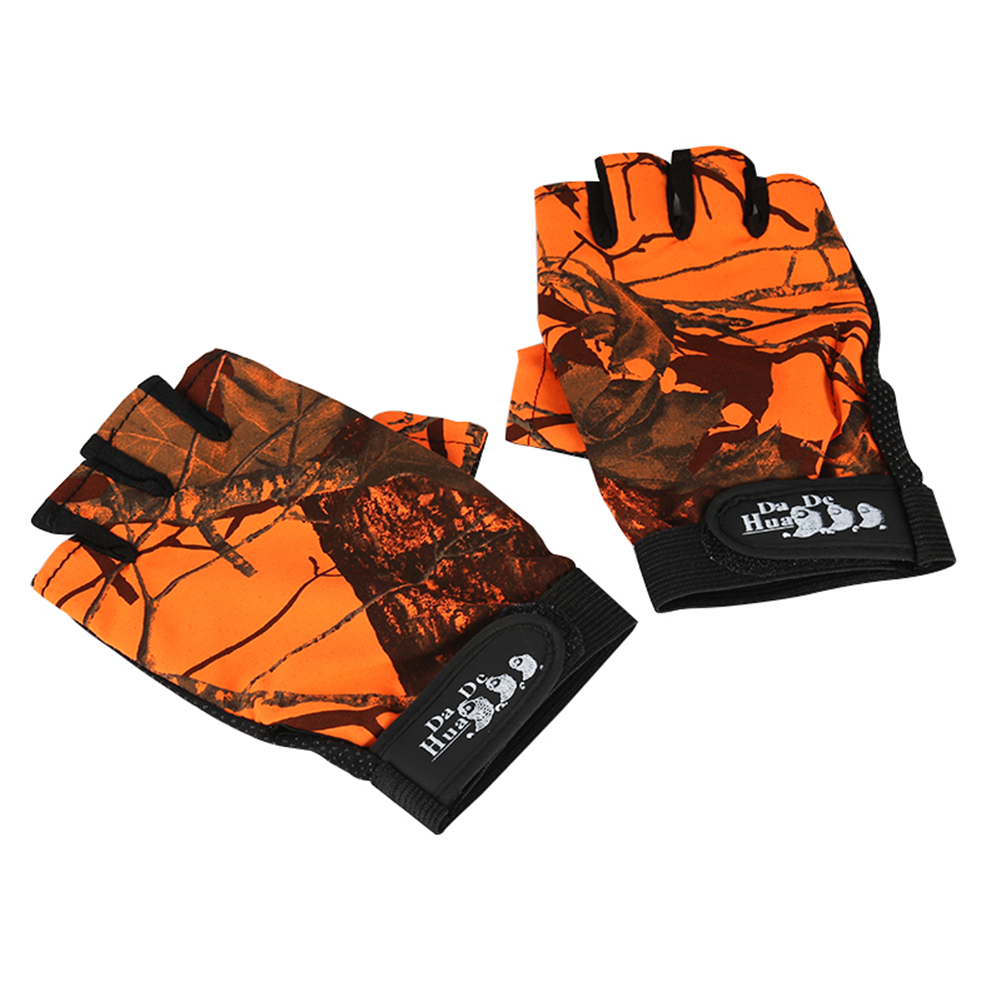 Fingerless Waterproof Sun Protection Gloves