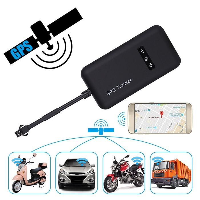 Car GPS Tracker Vehicle Tracker GPS Locator GSM GPRS Real Time Tracking Anti-theft Device
