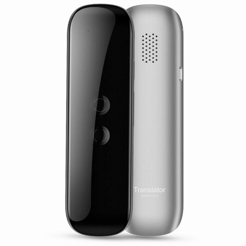G5 Multi-Language Portable Bluetooth Instant Translator Language Translation black