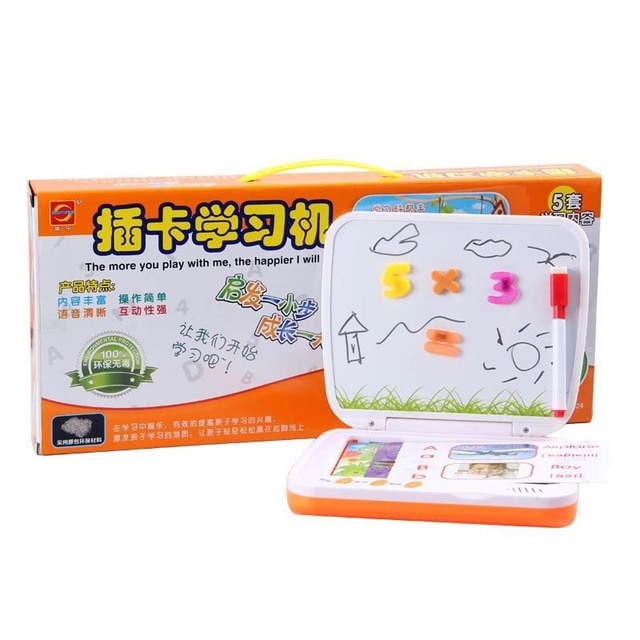 Multifunction Language Learning Machine For Baby Early Educational Toy