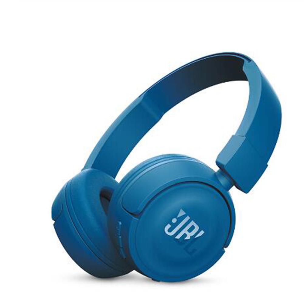 Wireless Bluetooth Headphones blue