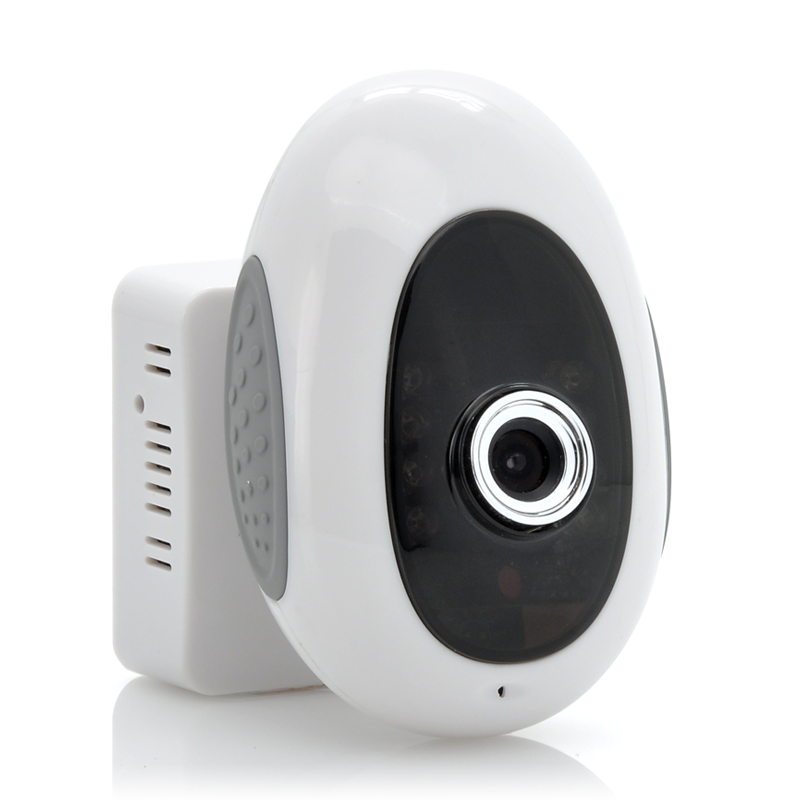 Wireless IP Camera w/ Motion Detect - Curio