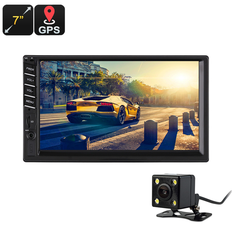 Android 7 Inch Car Stereo