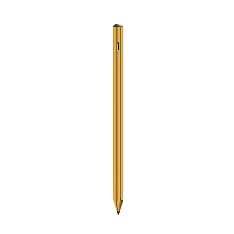 For Apple Pencil 2 Touch Pen Stylus For iPad Pro 11 12.9 9.7 2018 Air 3 10.2 2019 Mini 5 No Delay Drawing Pen Gold