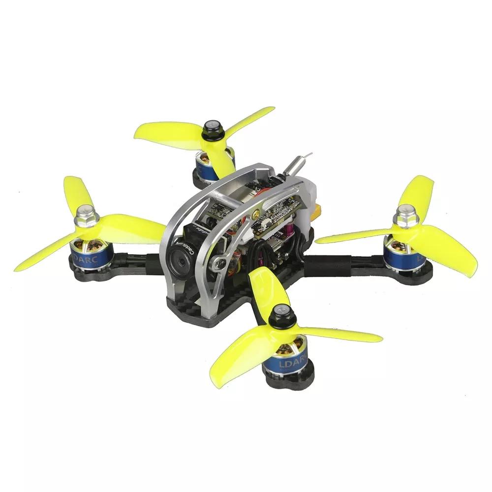 LDARC 130GTI-HD 133mm F4 OSD 3-4S FPV Racing Drone PNP BNF w/ Caddx.US Turtle V2 1080P Camera AC2000 receiver