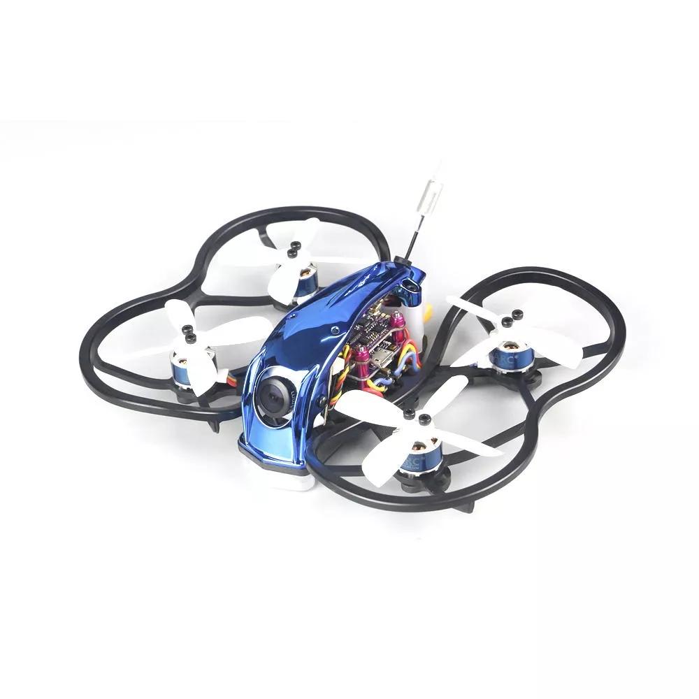 LDARC 90GTI-FPV 98mm 3S 2 Inch Whoop FPV Racing Drone BNF/PNP 4 FC OSD 20A Blheli_S Brushless ESC 200mW VTX 1200TVL Cam AC2000 S-FHSS+D16 non-EU+D16 EU-LBT