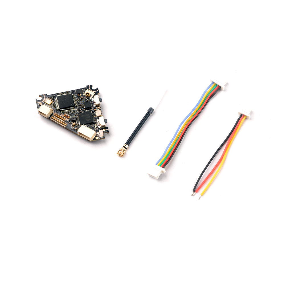 Happymodel Diamond 5.8Ghz 40CH 25/100/200mW Switchable VTX FPV Transmitter with DVR Smartaudio Ready 3.3-5.5V default
