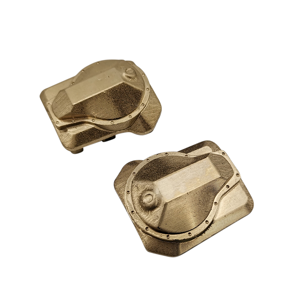 Brass Axle Cover for TRX4 KIT T4 Car Toy Upgrade Accessories