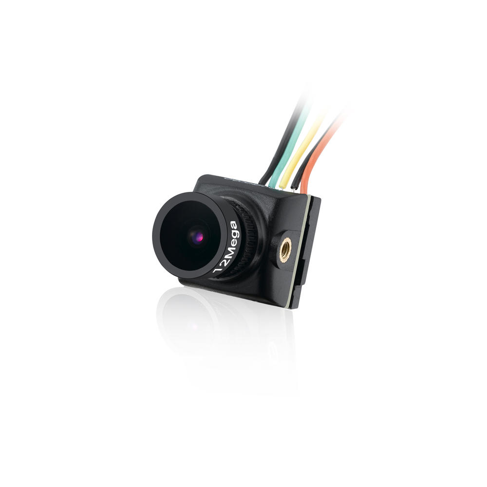 Caddx Kangaroo 1000TVL 2.1mm 12M 7G Glass Lens /2M 2.1mm Lens 16:9/4:3 Switchable Super WDR 4ms Low Lantency FPV Camera for RC Drone 2M 7G Glass LENS