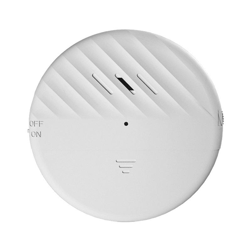 High Decibel Door Window Alarm Home Hotel Anti-theft Alarm Vibration Anti-theft Sensor Alarm White
