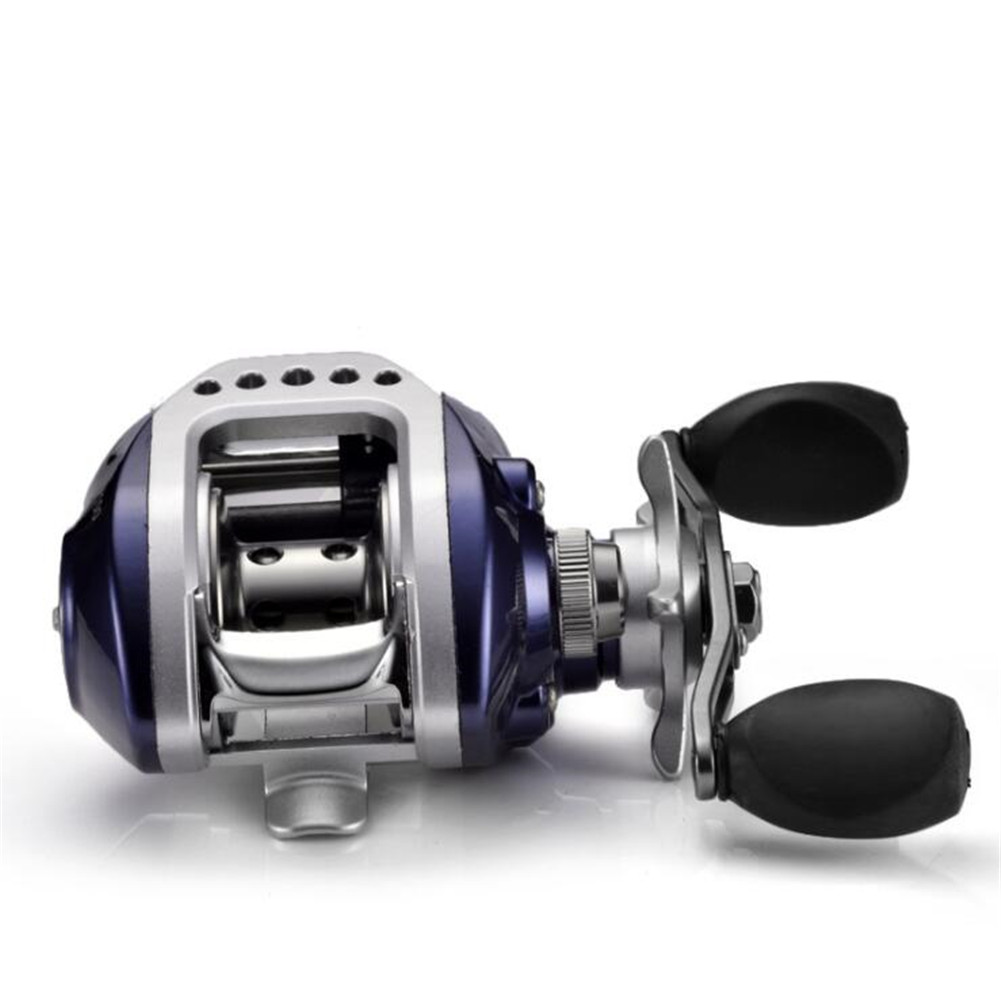 Aluminum Spool Wheel Fishing Tackles