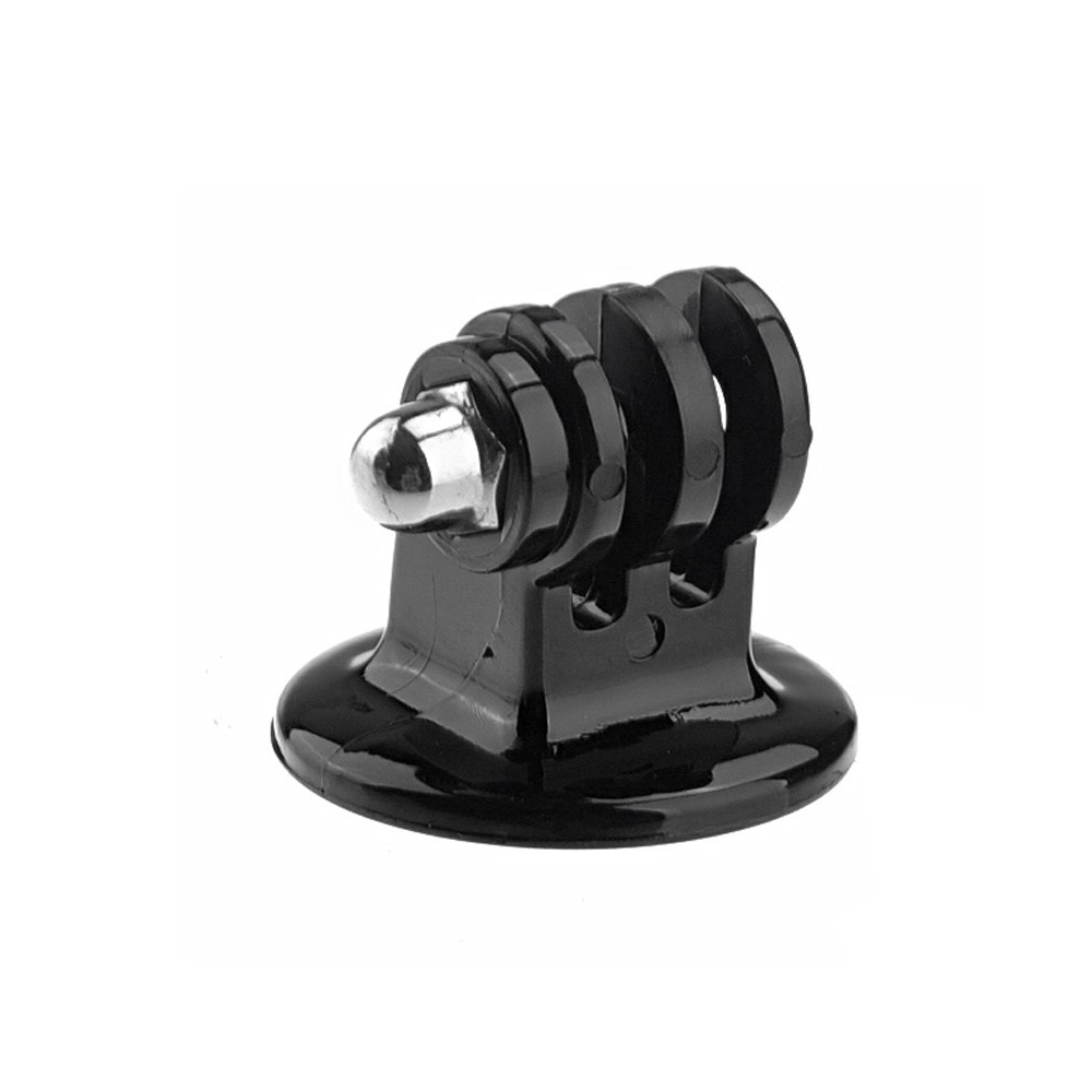 For GoPro Accessories Mini Monopod Tripod Holder Case Mount Adapter for Go Pro Hero 8 7 6 5 4 SJ4000 Xiaomi yi Camera black