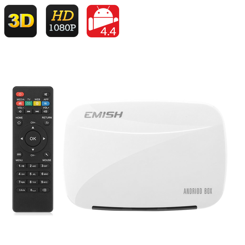 EMISH X700 Android TV Box