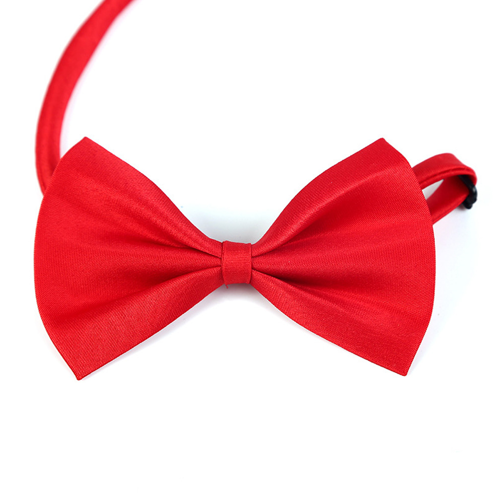 Pet Bow Tie for Dogs Cats Costume Accessories Random Color Random Color_L