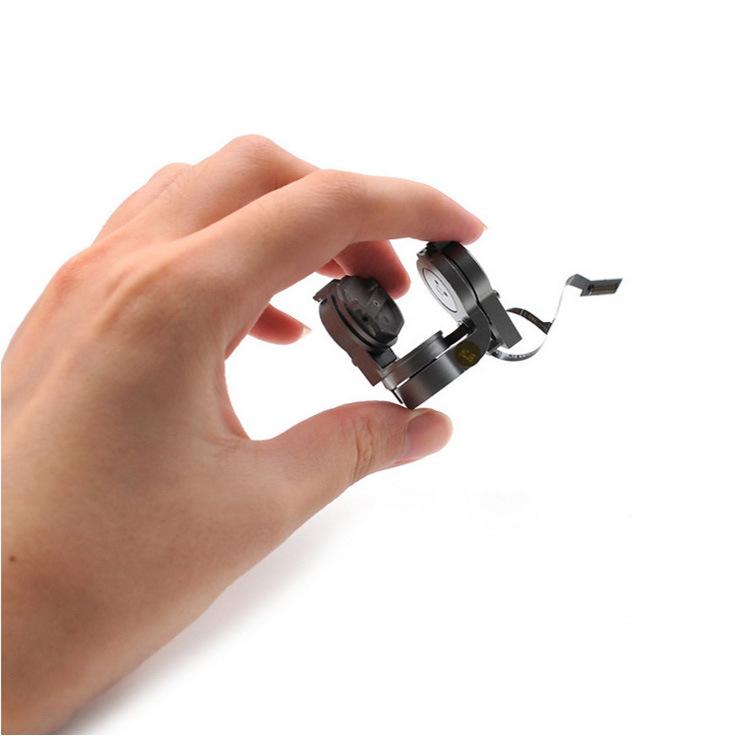 Original DJI Gimbal Camera Arm with Flat Cable Repair Parts for DJI Mavic Pro Shaft arm fpc cable