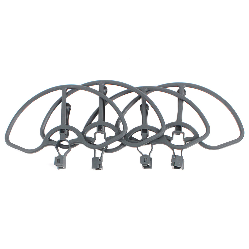 Propeller Guard Shielding Rings with Landing Gear Stabilizers Props Protectors for DJI Mavic Pro Platinum  gray