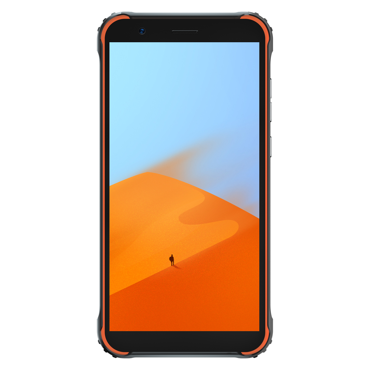 Mobile Phone BV4900 3GB+32GB 5.7 Inch Android 10 Smart phone Orange_3GB+32GB