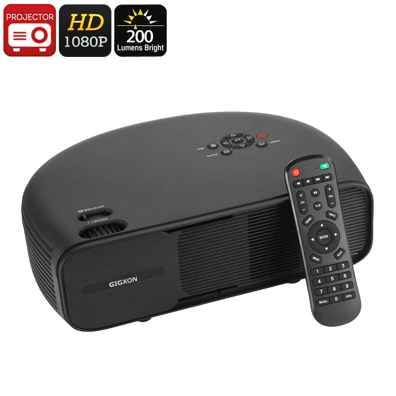 G760 Home Theater HD Projector