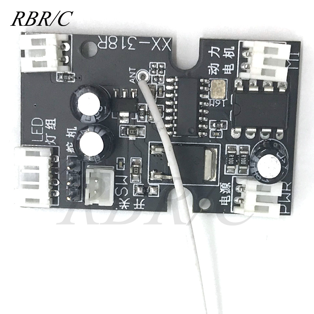 WPL D12 Metal OP Accessaries Diy Upgrade Rc Off Road Car Model Spare Circuit board_1:16