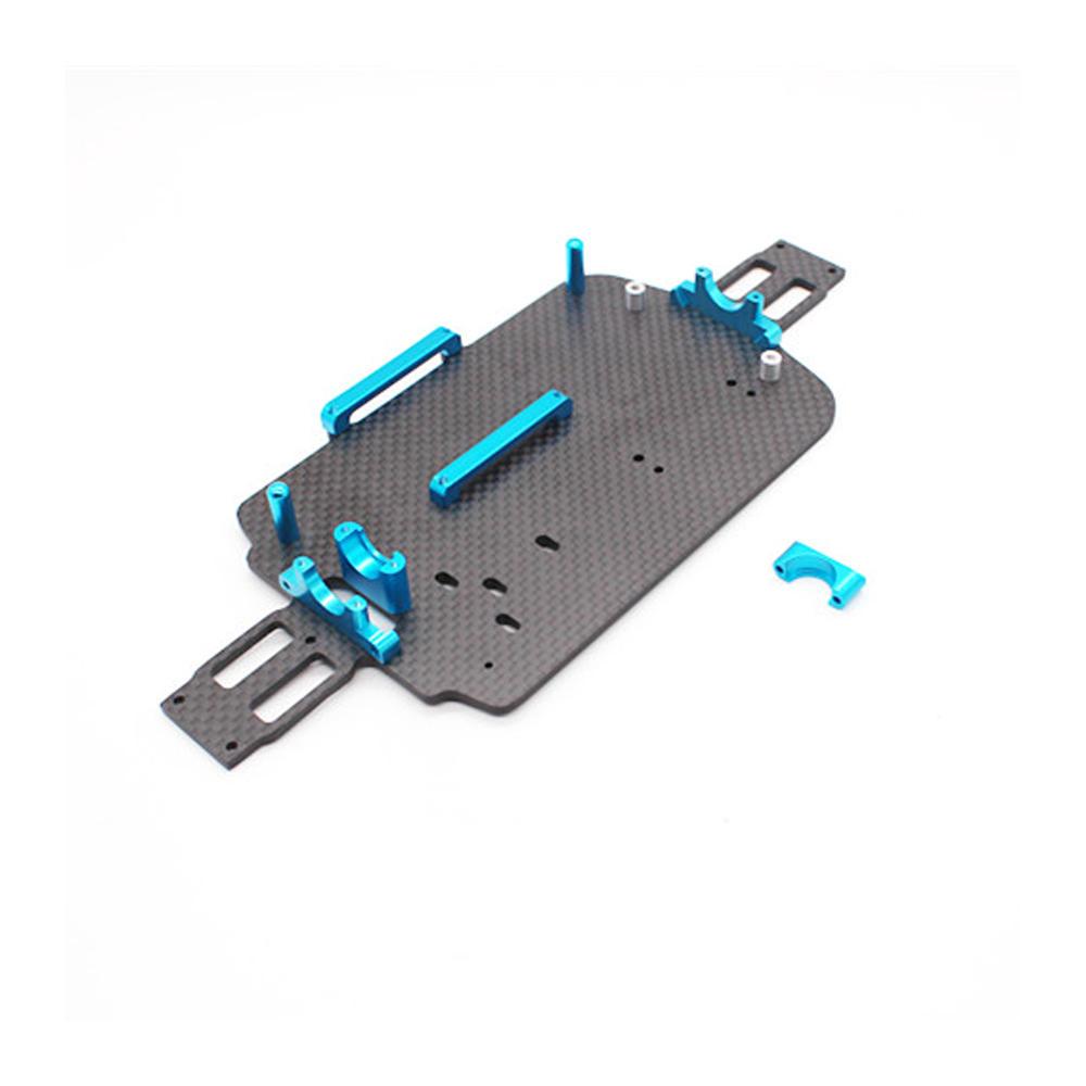 For WLtoys A949 A959 A969 A979 K929 A959-B A969-B A979-B A979-A A979-3 RC Car Spare Part A949-03 Carbon Fiber Chassis default