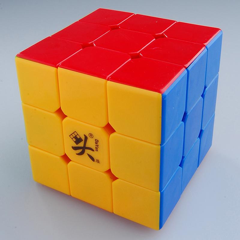 [US Direct] ThinkMax® 3x3x3 Speed Puzzle Magic Cube Black